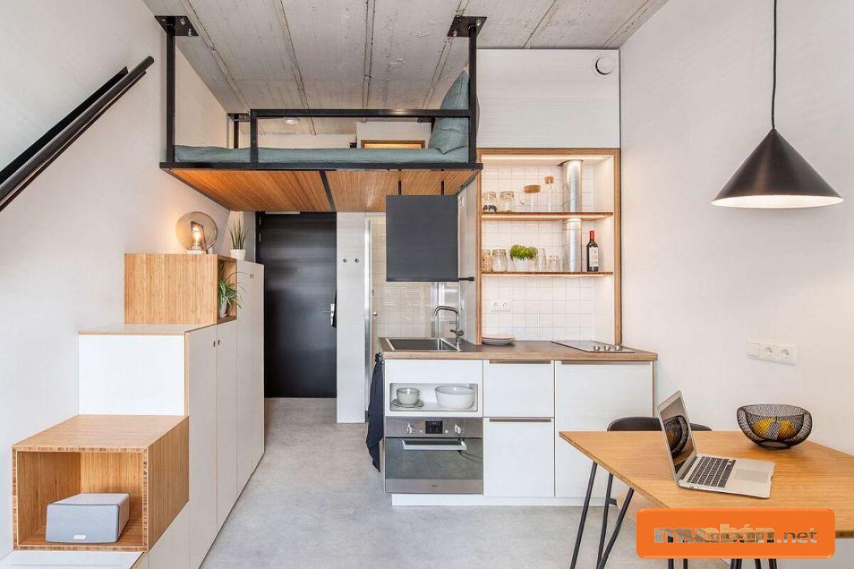 Trong nhiều trường hợp, một căn nhà nhỏ đẹp là lựa chọn phù hợp
