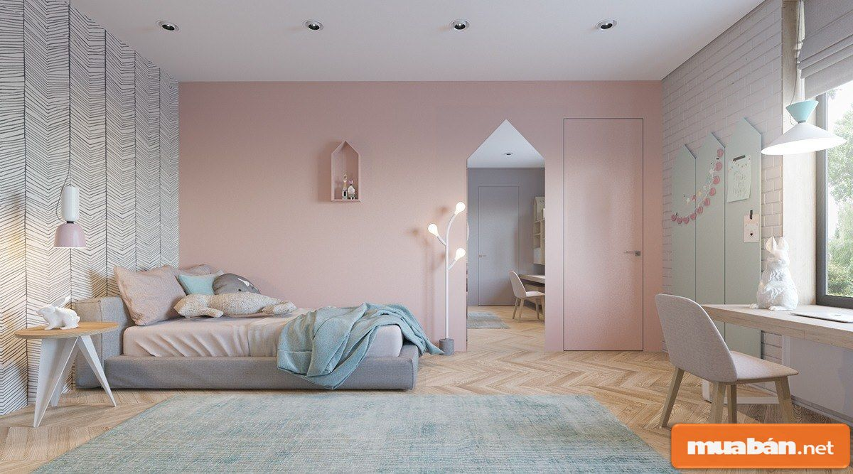 Trang trí phòng ngủ nhỏ