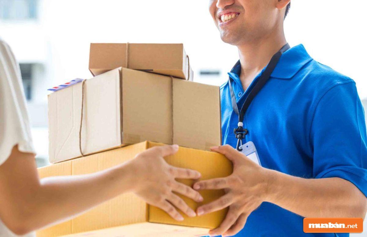 Bạn có thể trở thành nhân viên giao hàng