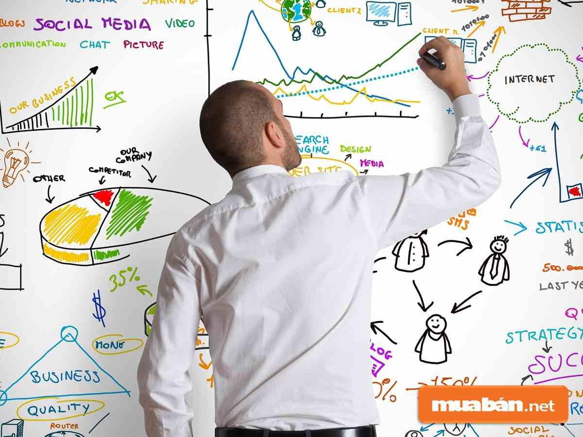 Lên kế hoạch rõ ràng cho cách khởi nghiệp