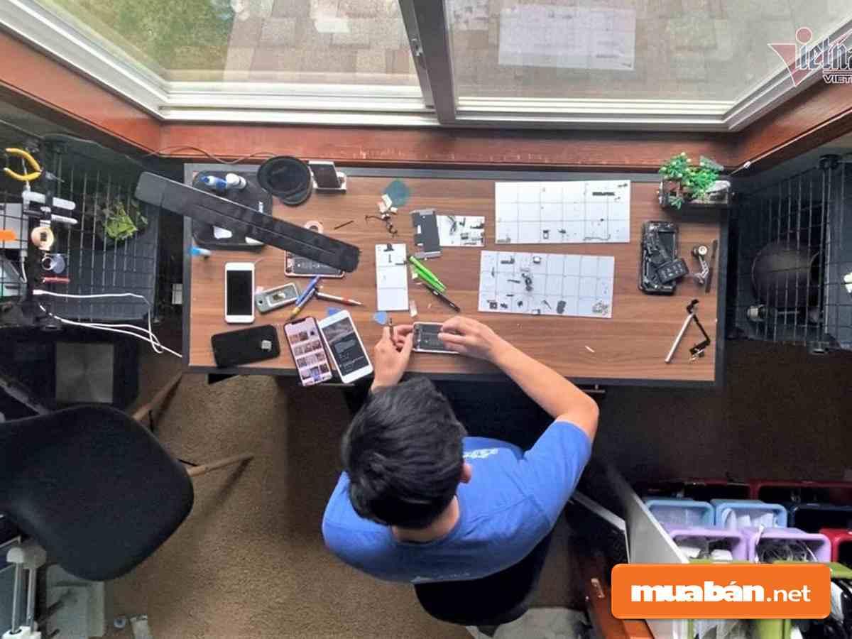 Sửa điện thoại thông minh