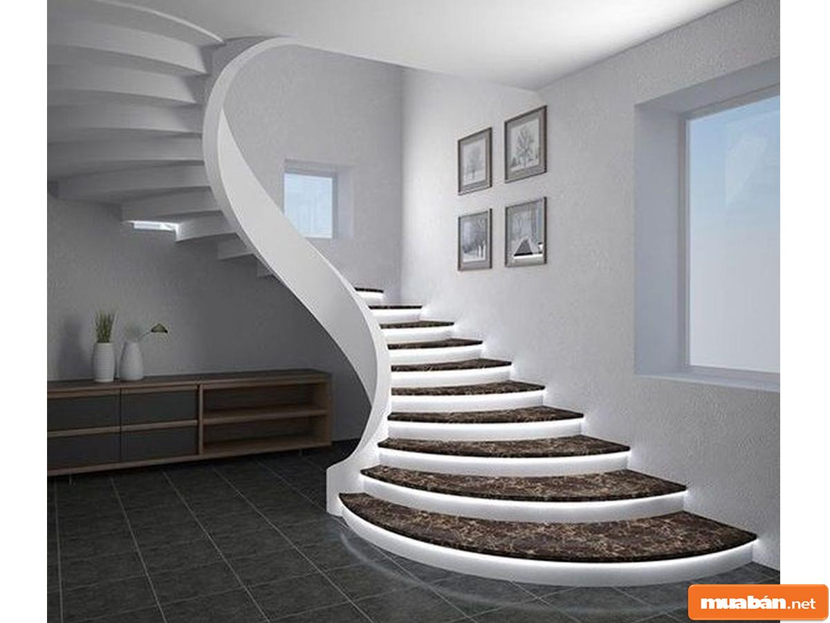 Cầu thang xoắn 09