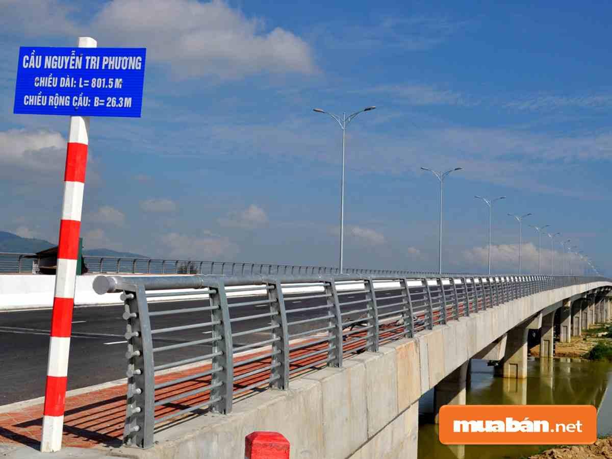 Tiện ích đất Nam Cầu Nguyễn Tri Phương
