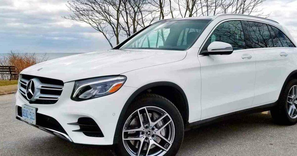 Xe Mercedes GLC 300 giá bao nhiêu?