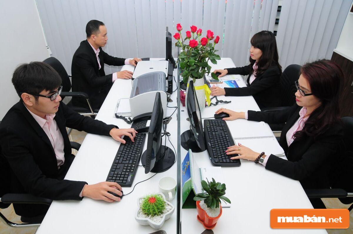 Nhân viên VP có ảnh hưởng rất lớn đến hoạt động của doanh nghiệp
