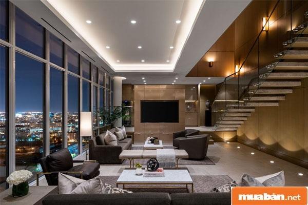 Penthouse – Lựa chọn xứng tầm cho 1 cuộc sống tiện nghi