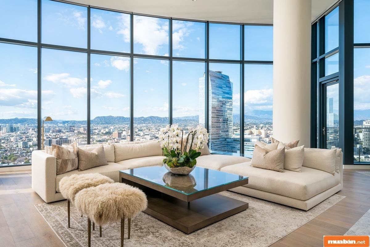 Penthouse - Mô hình  nhà ở xu hướng, siêu tiện nghi hiện nay
