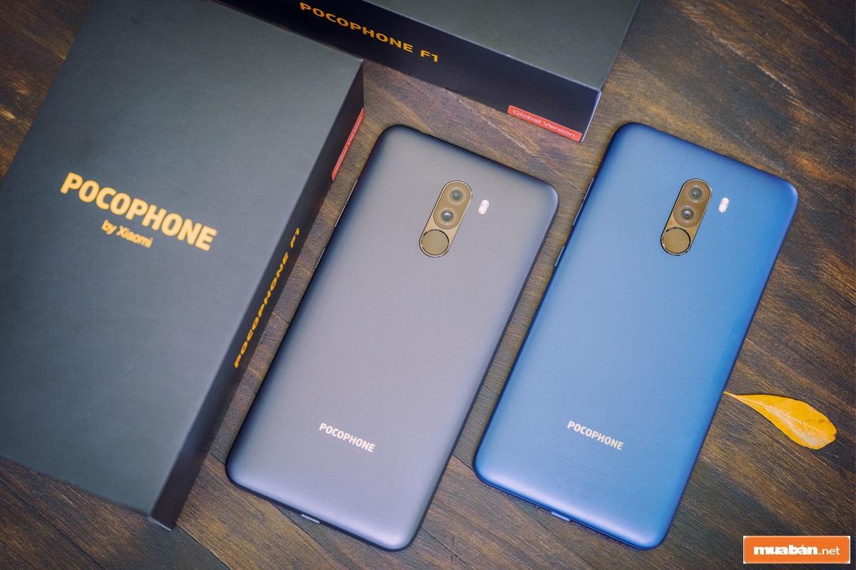 Pocophone F1 là mẫu điện thoại đầu tiên thuộc thương hiệu mới nhà Xiaomi