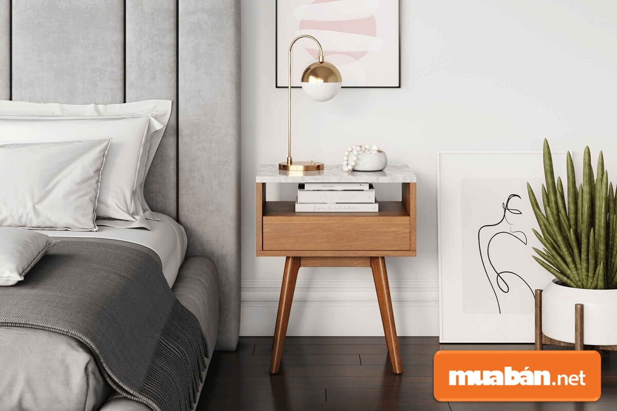 Tab đầu giường hiện có 3 loại đó là: Nhỏ, vừa và dài.