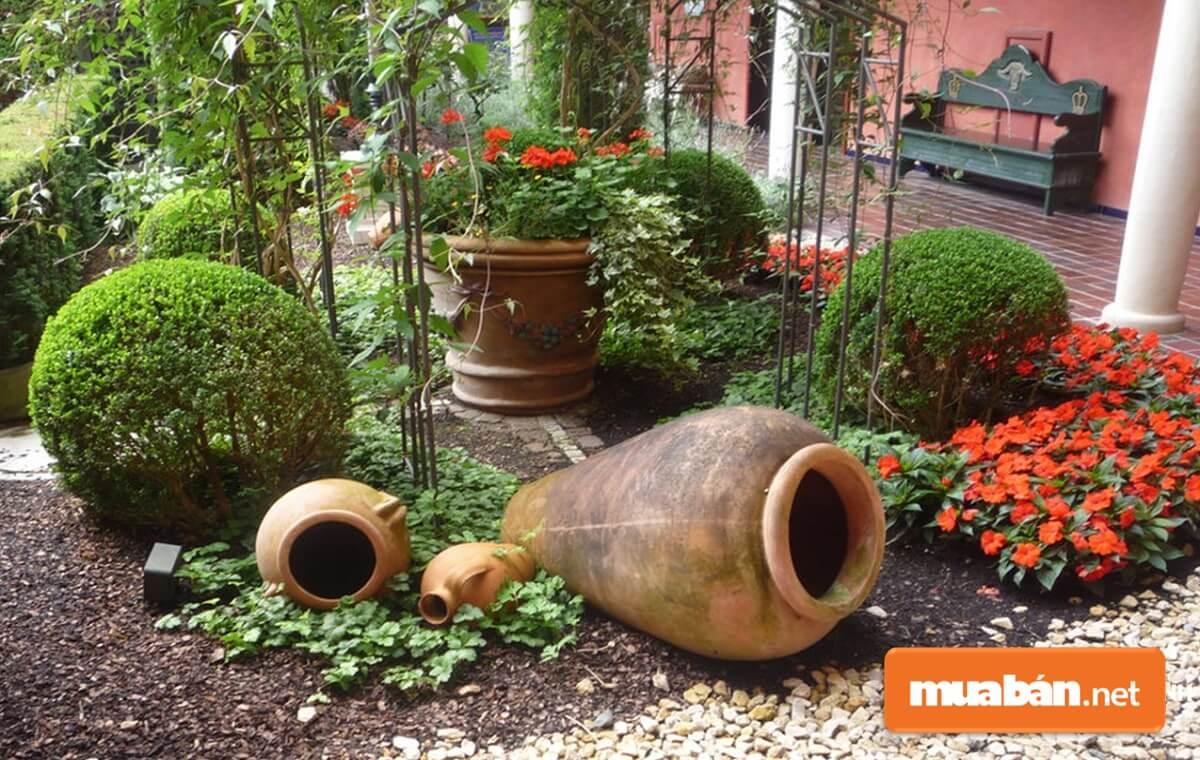 Chú ý yếu tố trong thiết kế sân vườn để gia đình thịnh vượng, bình an.