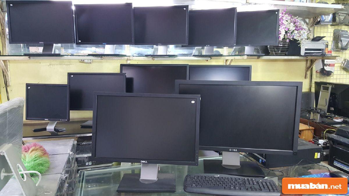 Mua màn hình máy tính cũ