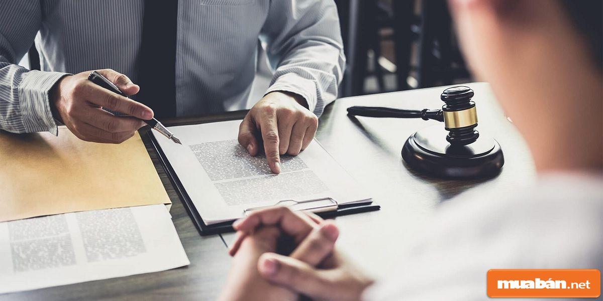 Giấy tờ là yếu tố quan trọng đảm bảo được quyền lợi của bạn trước pháp luật.