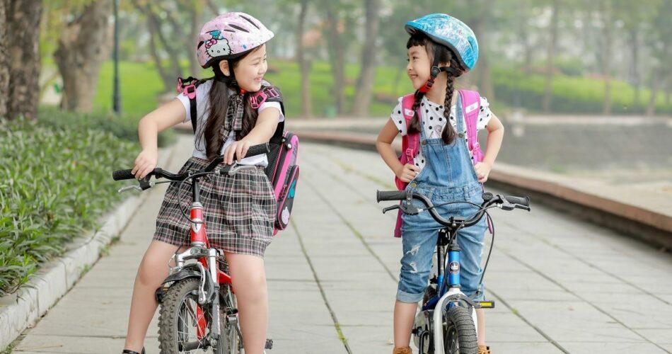 Xe đạp cũ và 3 bí kíp đơn giản để mua xe cho trẻ!
