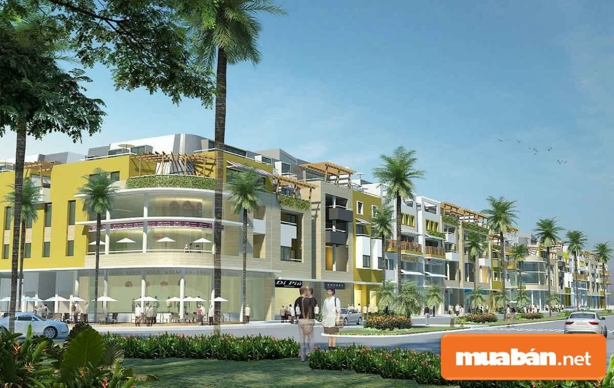 Sở hữu đất nền dự án này xây dựng những không gian resort đẳng cấp sẽ là hướng đầu tư mang lại giá trị lợi nhuận cao trong tương lai.