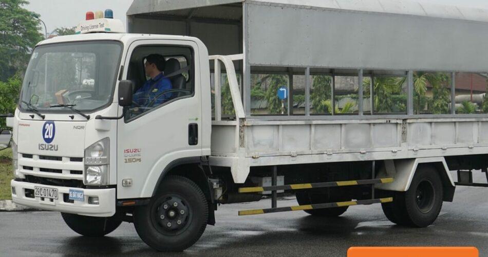 Nhu cầu vận chuyển hàng hóa, con người thì tìm việc làm tài xế ở Bình Dương khá dễ dàng.