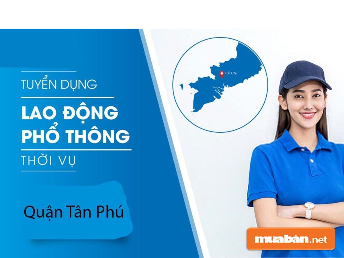 Việc làm quận Tân Phú