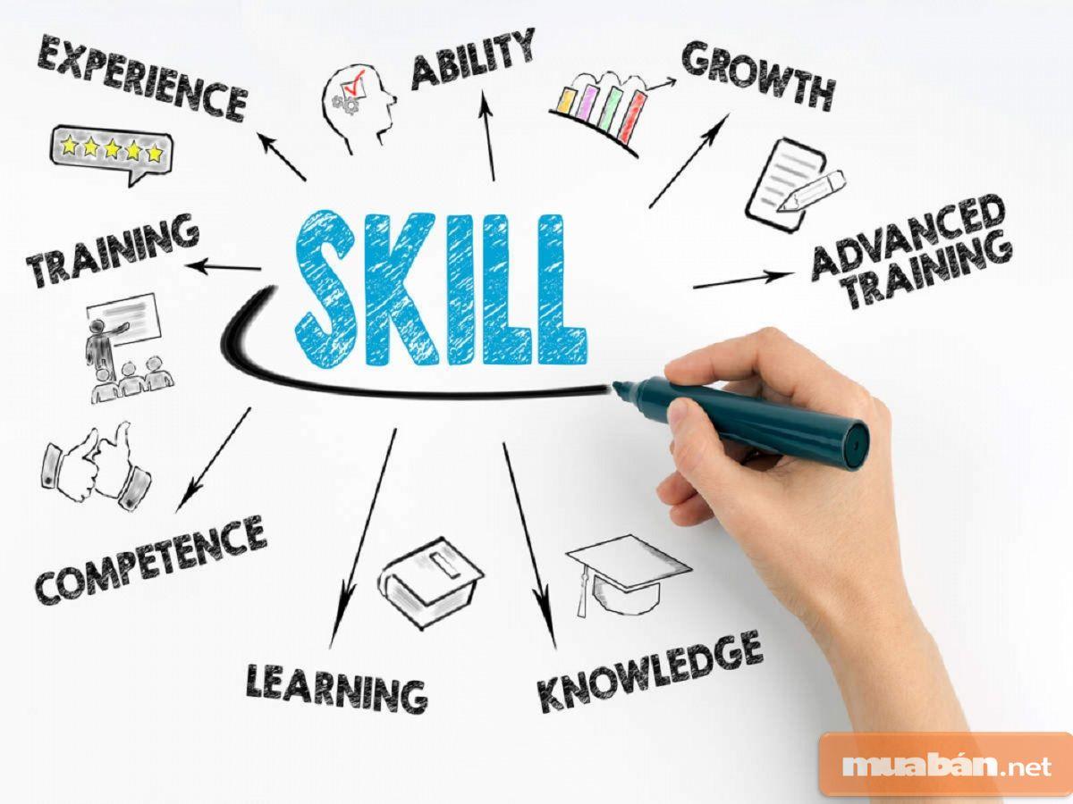 Những việc làm thêm cũng sẽ giúp bạn tích lũy thêm rất nhiều kỹ năng khác nhau.