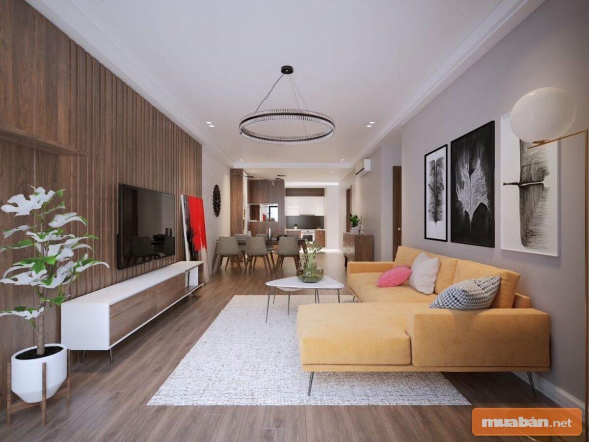 Tiết chế đồ đạc sẽ giúp căn nhà của bạn rộng rãi hơn