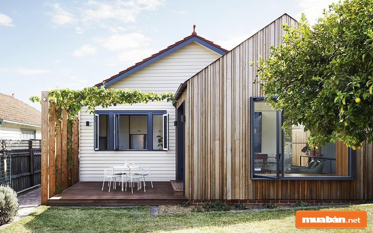 Hy vọng bạn có thể cải tạo nhà cũ một cách hoàn hảo nhất