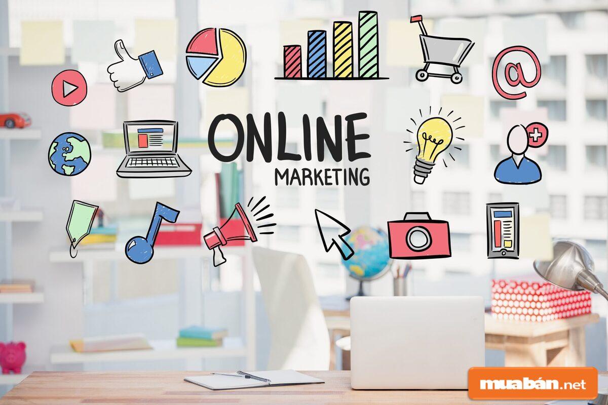 Tiếp thị online có vai trò rất quan trọng trong thời đại này