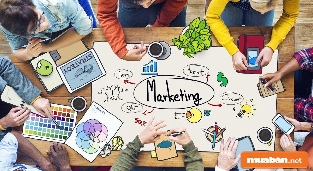 """Những chương trình marketing của chúng tôi sẽ giúp bạn """"đắt hàng"""""""