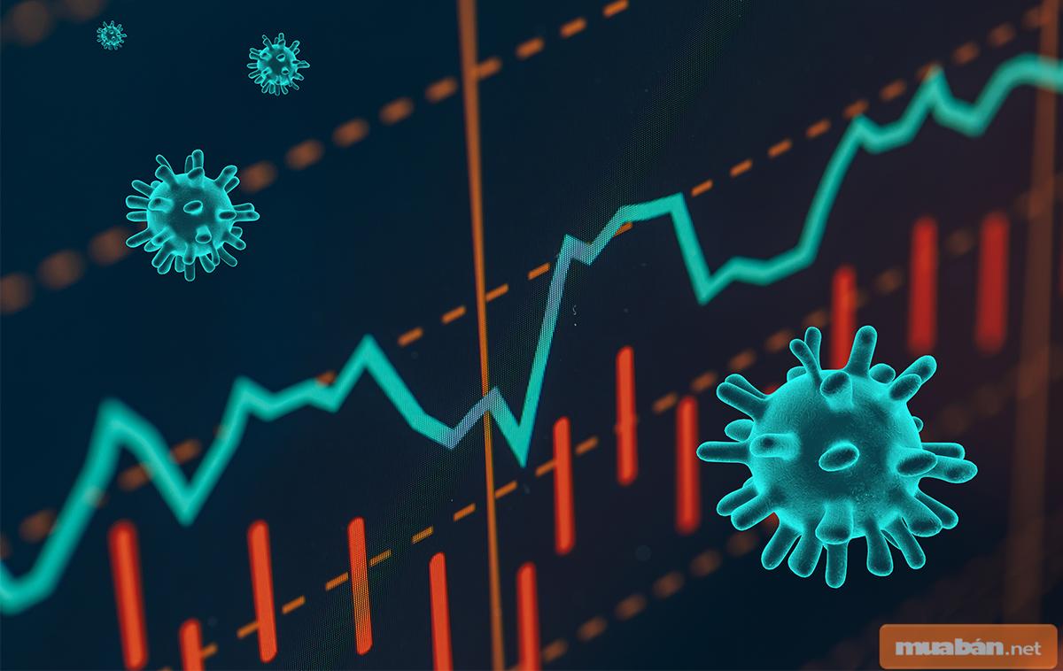 Tình hình dịch bệnh khiến mọi người có rất ít hy vọng vào nền kinh tế